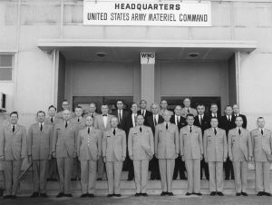 AMC Staff Photo 1963