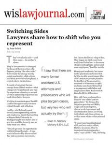 Wisconsin Law Journal